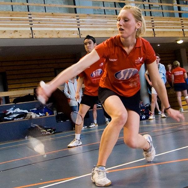 Agneiska USEE Badminton