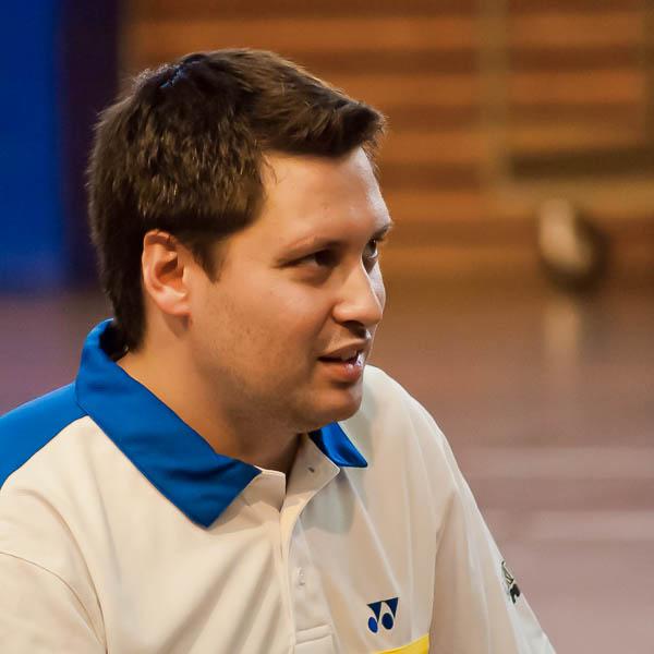 Bruno Matias USEE Badminton