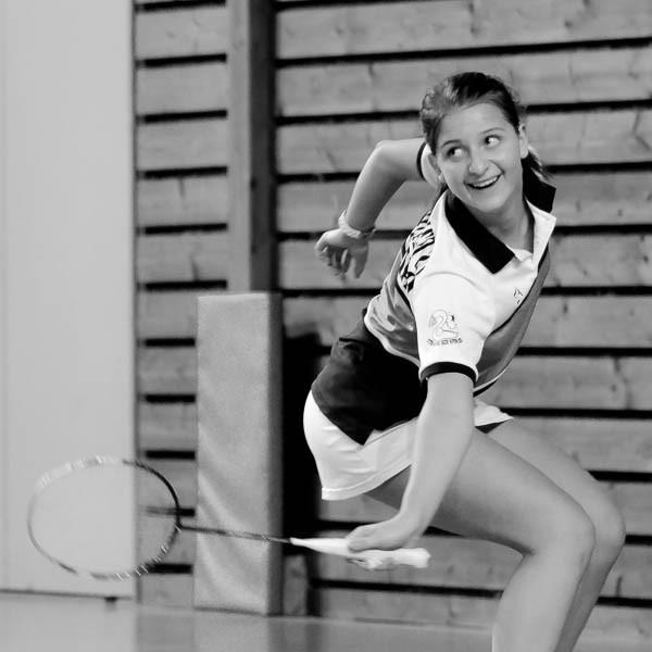 Charlotte Housseau USE Badminton