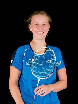 Delphine Delrue - USEE Badminton