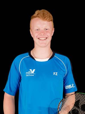 Fabien Delrue - USEE Badminton