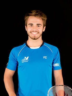 Gregor Dundikowski - USEE Badminton