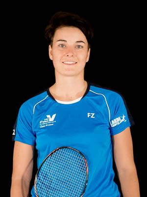 Lauren Meheust - USEE Badminton