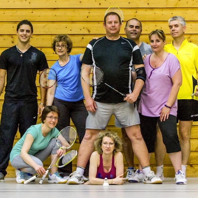 Loisirs Usee Badminton