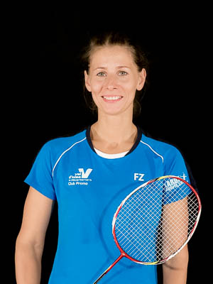Victoria Slobodyanyuk - USEE Badminton