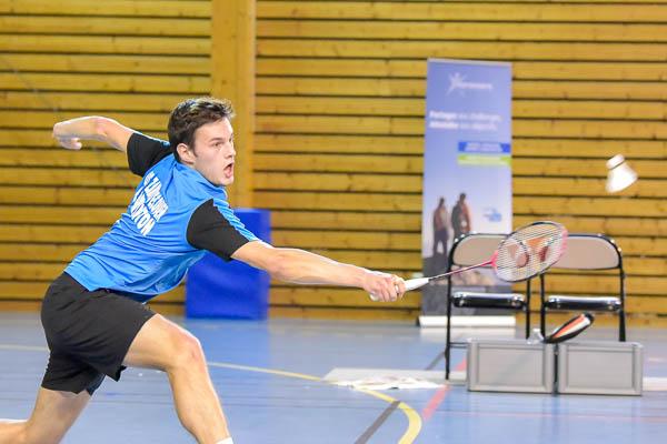 Joris USEE Badminton Equipe1 Saison 2017 18 V2