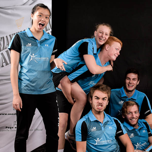 USEE Badminton Equipe1 Saison 2017 18 V2