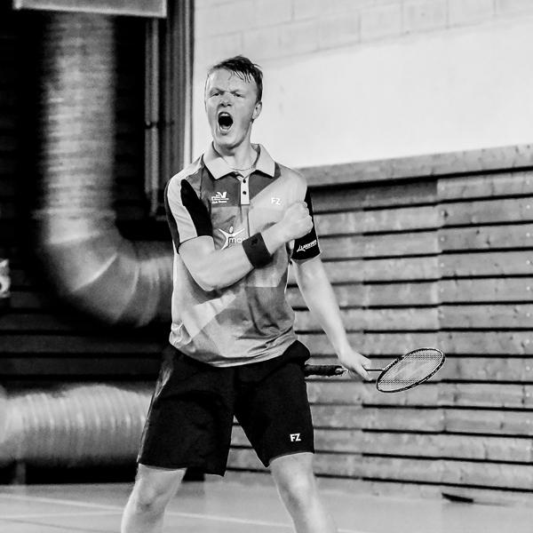 Usee Badminton Nationale1 06 avec Fabien Delrue