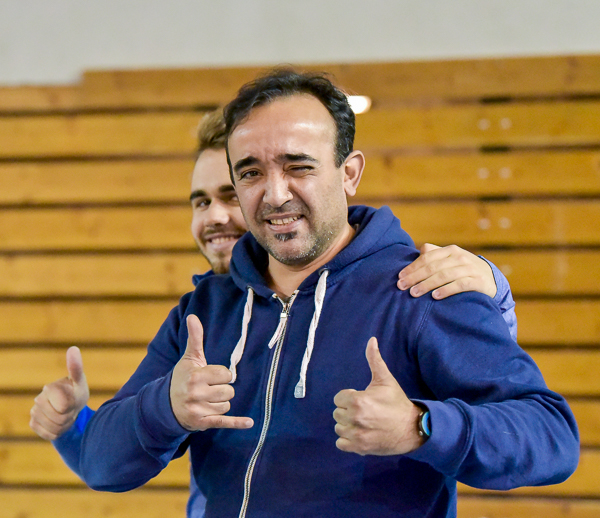 Usee Badminton Nationale1 07 avec Michel Talba