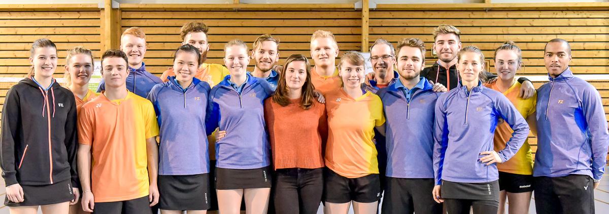 USEE Badminton Nationale 1 J6 Saison 2017 2018 1 61