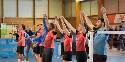 USEE Badminton Nationale 1 Playoff Saison 2017 2018 5 82