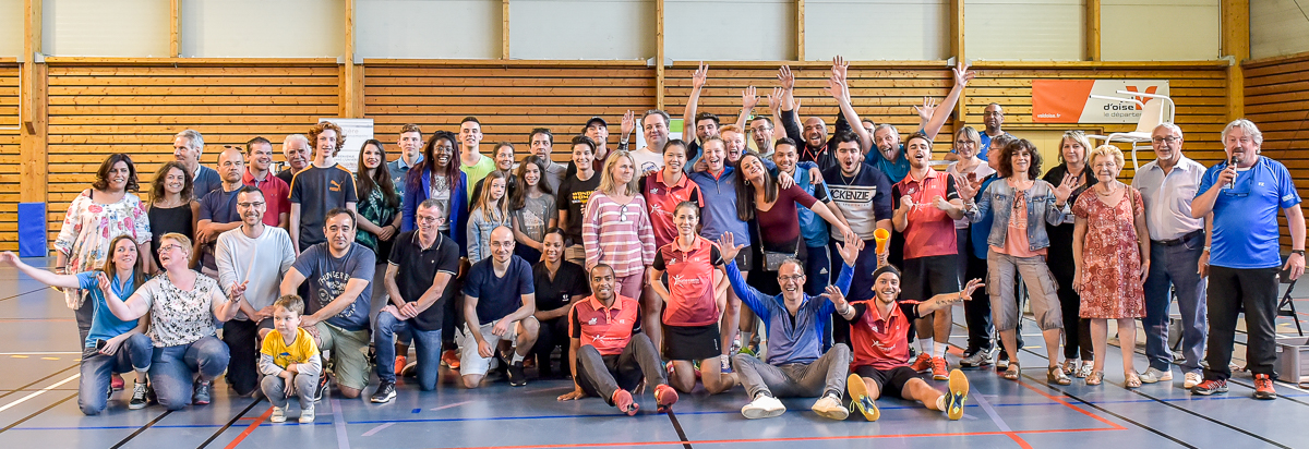 USEE Badminton Nationale 1 Playoff Saison 2017 2018 5 82