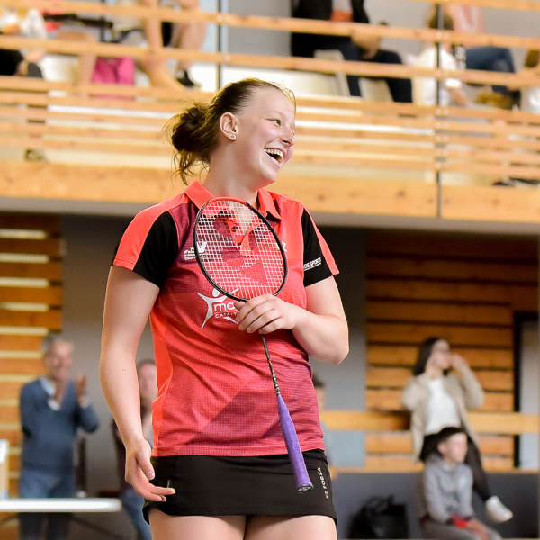 USEE Badminton Nationale 1 Playoff Saison 2017 2018 5 195 2