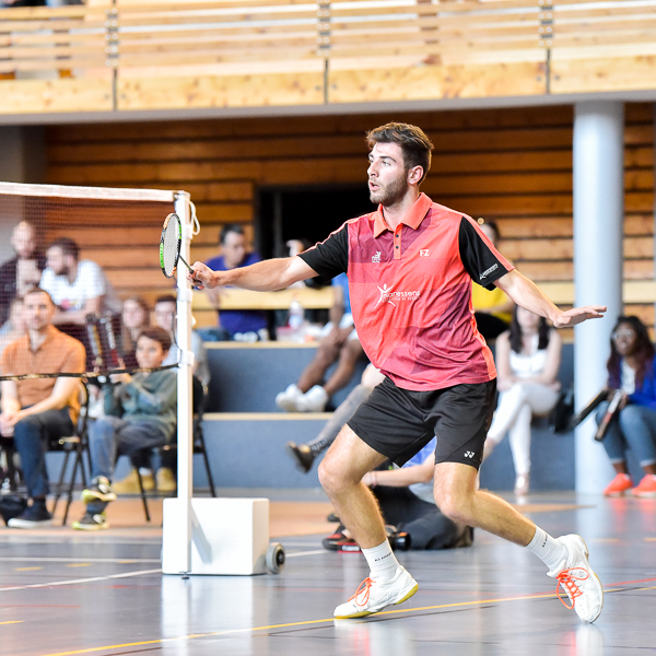 USEE Badminton Nationale 1 Playoff Saison 2017 2018 5 241